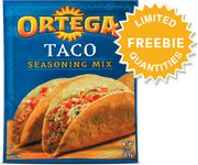 Get this SavingStar Ecoupon now - FREEBIE: Ortega® Taco Seasoning : #CouponAlert, #Coupons, #E-Coupons Check it out here!!