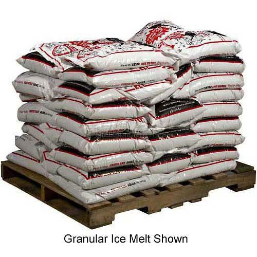 Bare Ground BGCSCA-50P Premium Coated Granular Ice Melt with Calcium Chloride (Pallet of 45), 50 lb > Special blend of rock salt coated with Bare Ground corrosion inhibiting liquid - 40% less corrosive than standard rock salts Includes fast acting, heat generating CaCl2 pellets that melt on contact Keeps melt water in a liquid state longer Check more at http://farmgardensuperstore.com/product/bare-ground-bgcsca-50p-premium-coated-granular-ice-melt-with-calcium-chloride-pallet-of-45-50-lb/