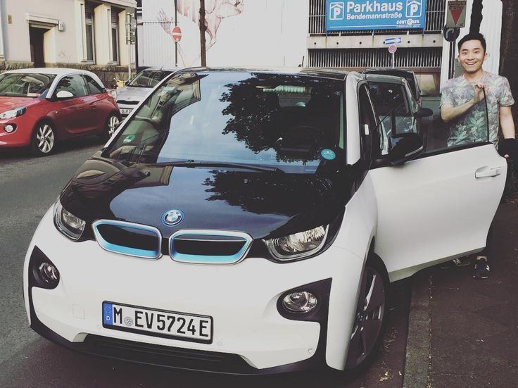 Unforgettable experience with bmw i3!!! #bmw #bmwi3 #drivenow #electric #car by samgruise