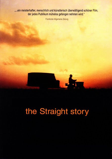 At the Movies: The Straight Story (1999)