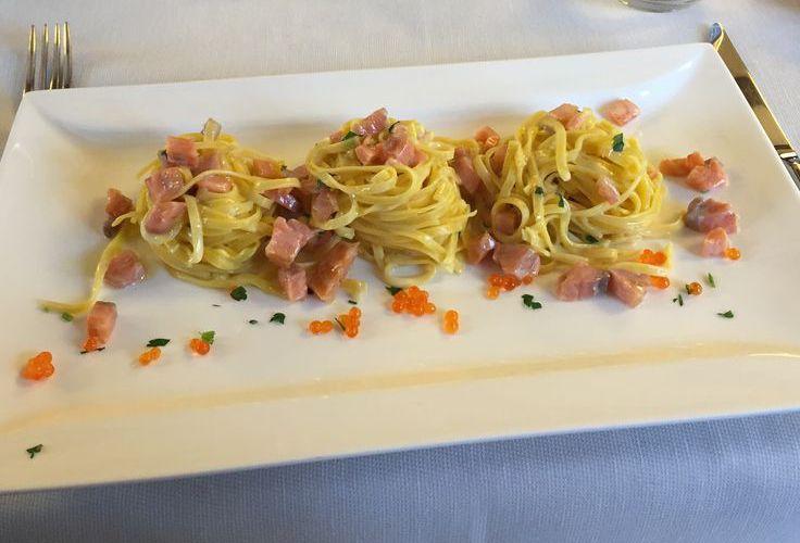 Smoked Trout - Villaverde Bar&Restaurant, Fagagna - Udine