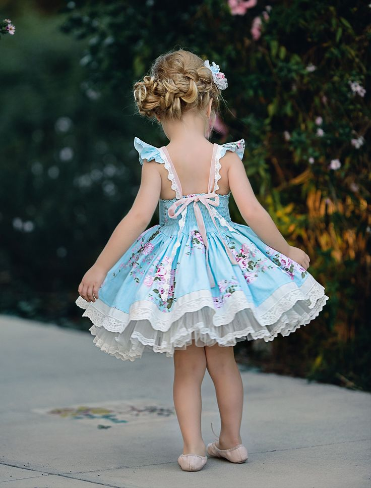 SINGING ROSES DRESS - Dollcake