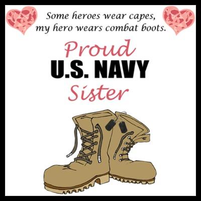 Proud Navy Sister!