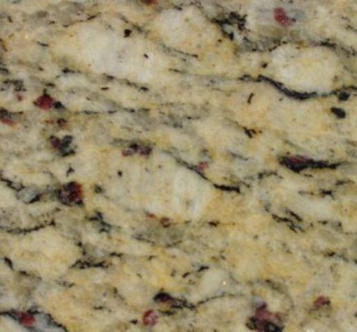 Level 3, Giallo Ornamental Granite And Caledonia Granite