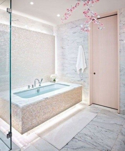 Picture Gallery Website ComfyDwelling Blog Archive Subtle And Refined Feminine Bathroom Decor Ideas