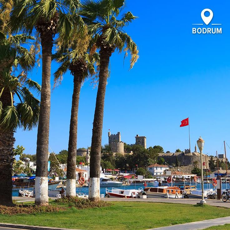 Bodrum is a city made of memories, so head there and add your own to the city!