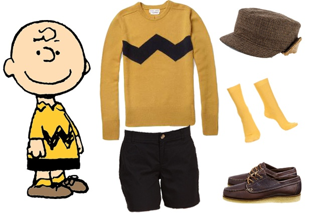 Charlie Brown #Halloween #Costume
