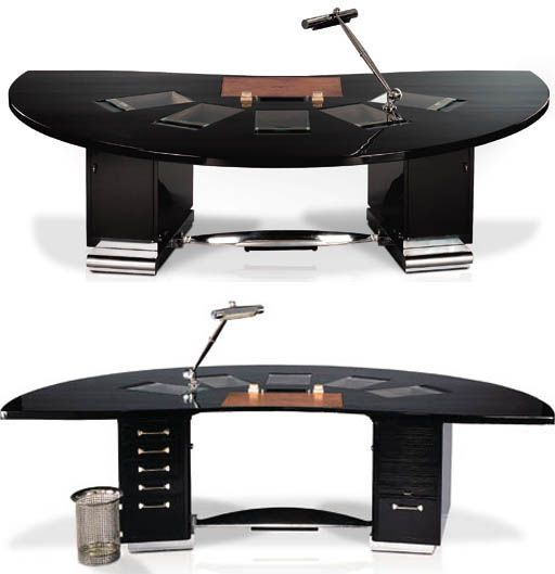 Nice Desks this desk sold at christies auction for $1,876,000 nice desk, but