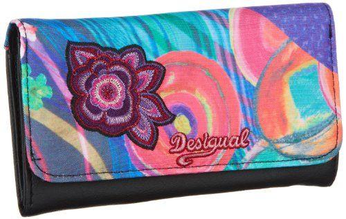 Desigual  MONE_DINA,  Portafoglio donna in OFFERTA su www.kellieshop.com Scarpe, borse, accessori, intimo, gioielli e molto altro.. scopri migliaia di articoli firmati con prezzi da 15,00 a 299,00 euro! #kellieshop Seguici su Facebook > https://www.facebook.com/pages/Kellie-Shop/332713936876989