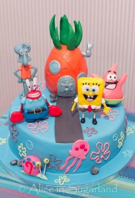 Invoice Processing Jobs Excel  Best Cakes Images On Pinterest  Biscuits Cake Ideas And  Gmail Send Receipt Pdf with Hog Receipt Spongebob Cake Cake By Aliceinsugarland Net Invoice Word