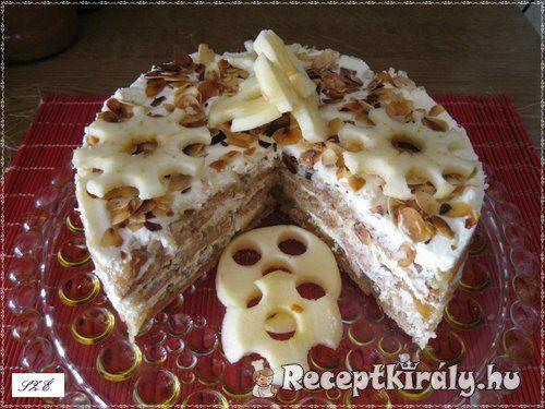 Almás kekszes csoda