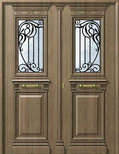 Παραδοσιακές Πόρτες Ασφαλείας P1000. Security Doors P1000.