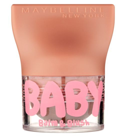 Maybelline Baby Lips Balm and Blush Shimmering Bronze - Boots
