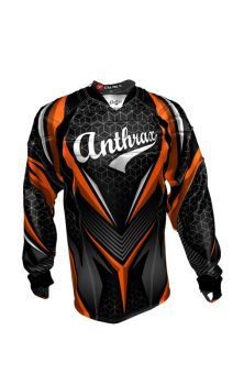 Semi Custom - N18 - Ultra Pro paintball jersey