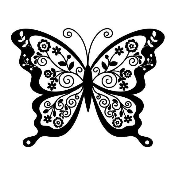 Pin on Butterflies svg