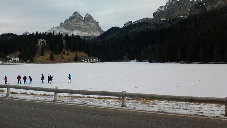Misurina Lake 24/12/16