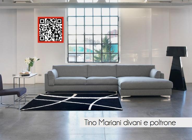 QR code Tino Mariani divani