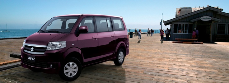 The APV will meet the wide range of needs and lifestyles of its potential owners. In puts into form the performance and utility required for its markets. Every effort was made to incorporate Suzuki's dedication to people-friendly cars and build a vehicle that would be fun to use.
