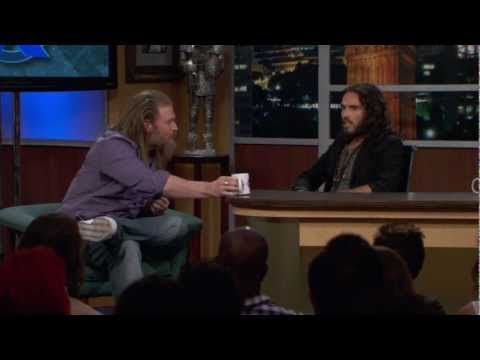 Russell Interviews Sons Of Anarchy's Ryan Hurst - BrandX Episode 7