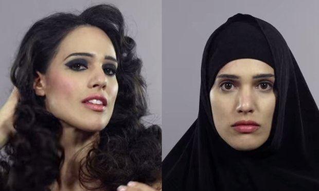 Myślisz, że w Iranie kobiety zawsze zasłaniały swoje wdzięki? 100 lat irańskiej mody w 1,5 minuty