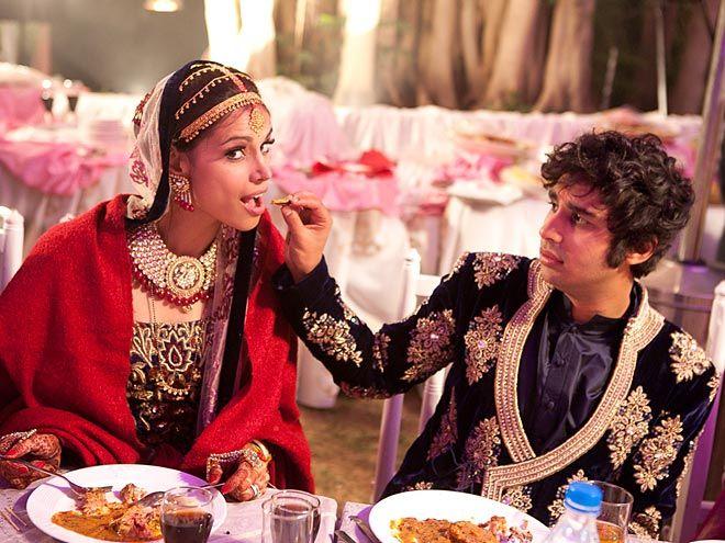 Kunnal Nayer (Big Bang Theory) Weds Neha Kapur! (Image Source: People Magazine) http://www.modernrani.com