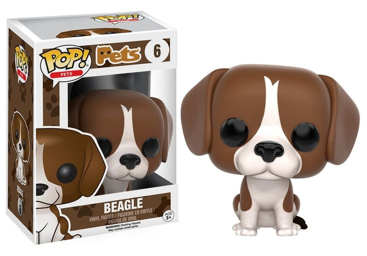 Pop! Pets: Beagle