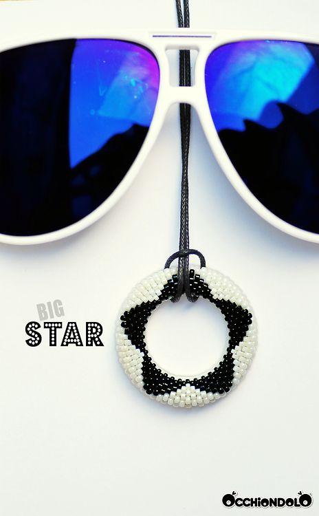 #spec-holder #necklace Occhiondolo Big #Star