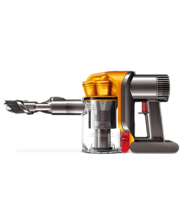 Dyson DC34 Handheld Vacuum Cleaner #macysdreamregistry