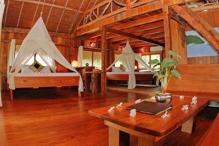 Kandui Villas® is a brand new, upscale, eco-friendly resort, located in the Playgrounds Surfing Mecca in the Mentawai Islands