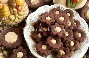 biscotti occhio di bue ricetta