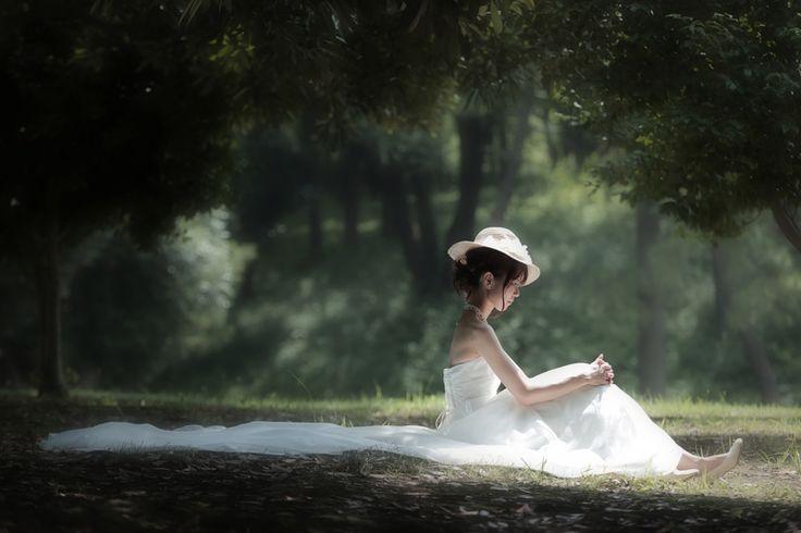洋装ロケーション   ロケーション   結婚写真/和装写真(前撮り)/フォトウエディングなら横浜のスタジオAQUA