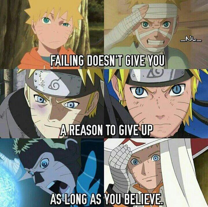 Naruto is so Inspiring u know <3 |Naruto
