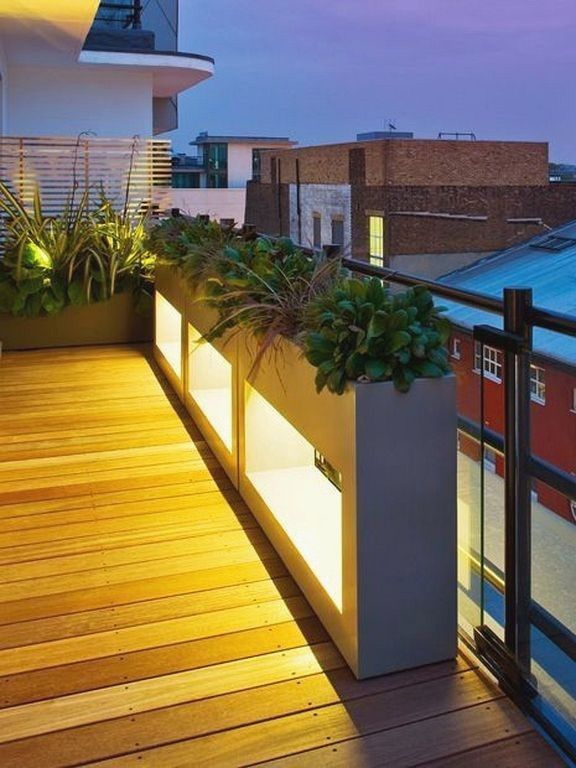 We Have Some Excellent Balcony Garden Design Ideas And Also