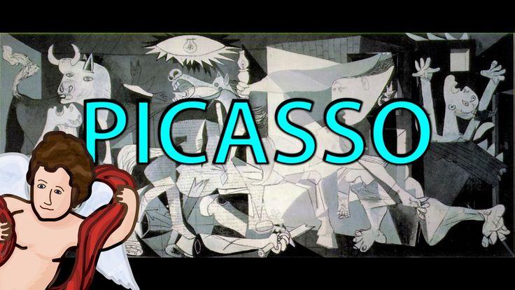 Guernica Intro Video - English - Kid Friendly