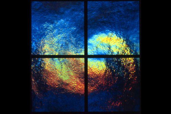 Doug Czor :: Diffraction Grating Art
