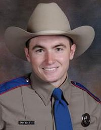Trooper Jeffrey Nichols Texas Department of Public Safety-Texas Highway Patrol End of Watch: March 26, 2016  Trooper Jeffrey Nichols was killed in a single-vehicle crash when he lost control of his cruiser and struck a tree. Trooper Nichols is the first officer to have died in a single-vehicle crash in 2016 and the third officer fatality from the state of Texas.
