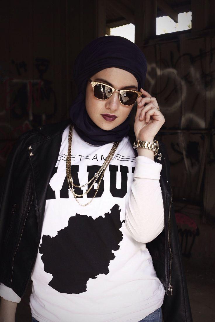 Team Kabul. #hijab www.kingnoorla.com