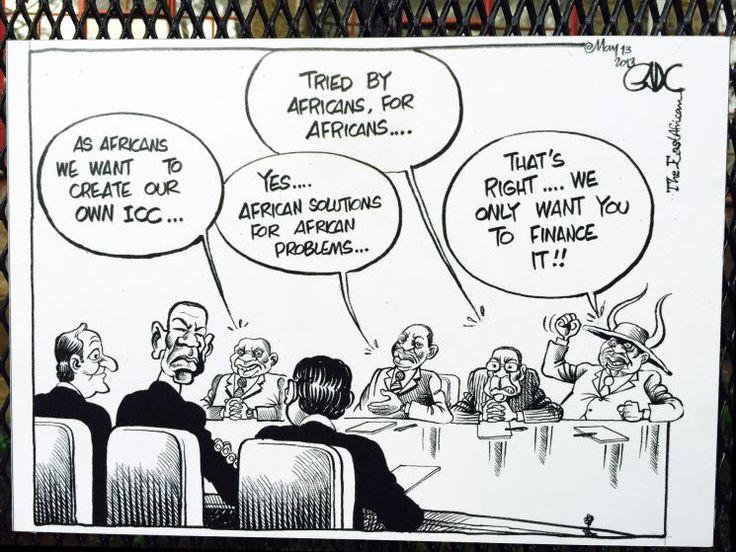 Political cartoons cartoon and africa on pinterest