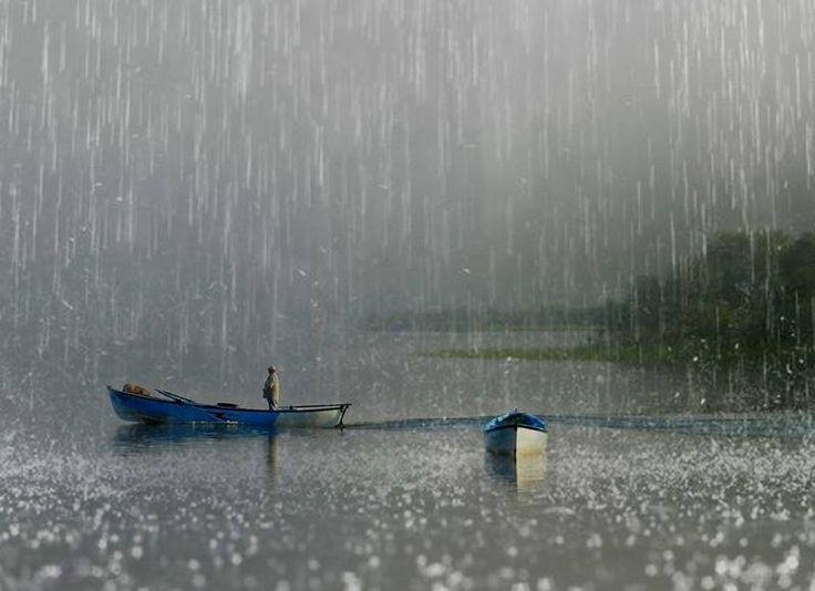 Under The Rain by Mustafa Ilhan