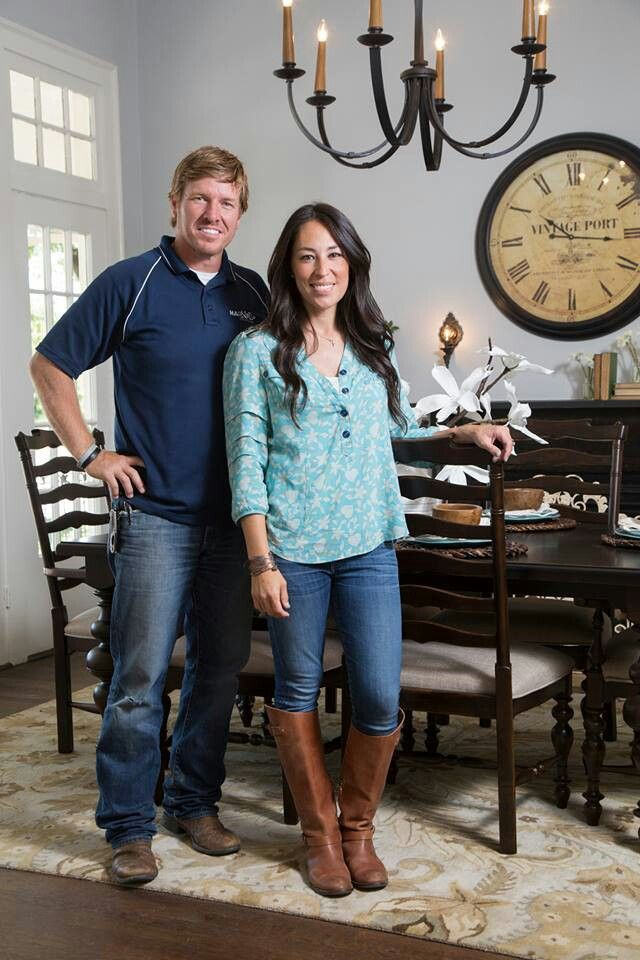Chip & Joanna - Fixer Upper | Magnolia Mom - Joanna Gaines ...