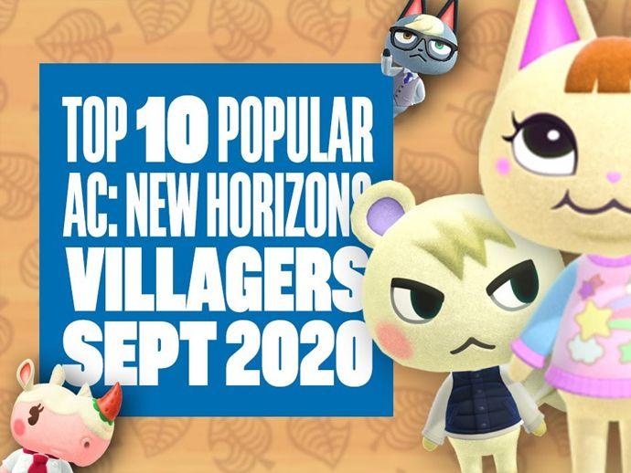 Villager Popularity Tier List Animal Crossing New Horizons Animal Crossing Animal Crossing Villagers Animals