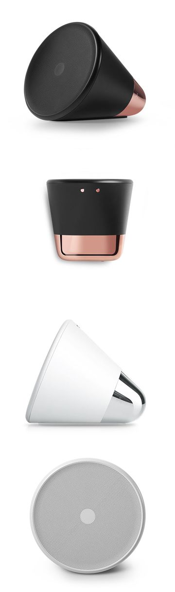 Aether cone - This Sleek Speaker Learns What Kind Of Music You Like
