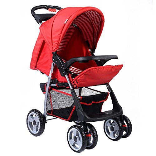 Costzon Foldable Baby Kids Stroller Infant Buggy Pushchair Travel System. For product info go to: https://all4babies.co.business/costzon-foldable-baby-kids-stroller-infant-buggy-pushchair-travel-system/