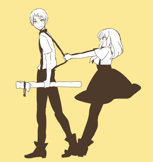Sugane & Hajime