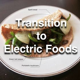 Transition to Electric Foods