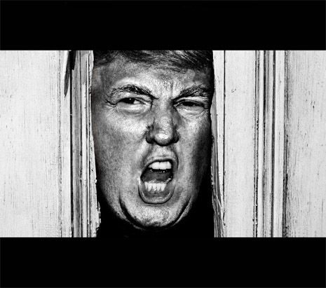 Donald Trump Photoshopped into horror movie stills wins the Internet today | Dangerous Minds
