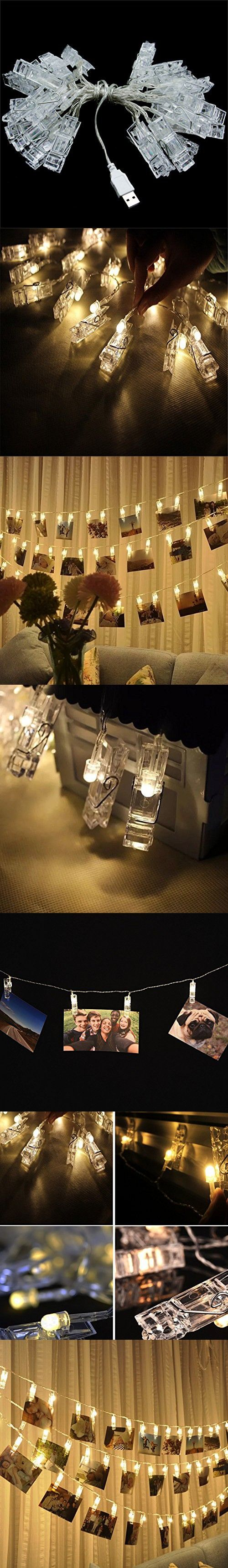 1000 Ideas About Christmas Light Clips On Pinterest Led