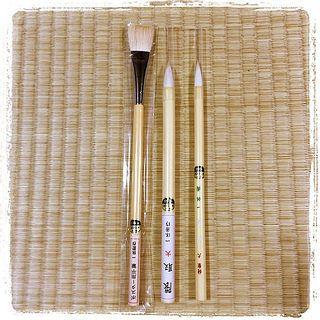 #japon #hiroshima #fude #tools