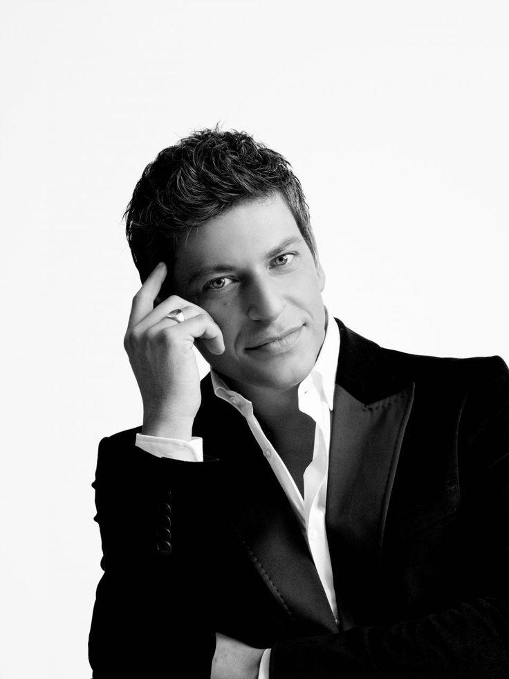 A photo of Patrizio Buanne by Olaf Heine