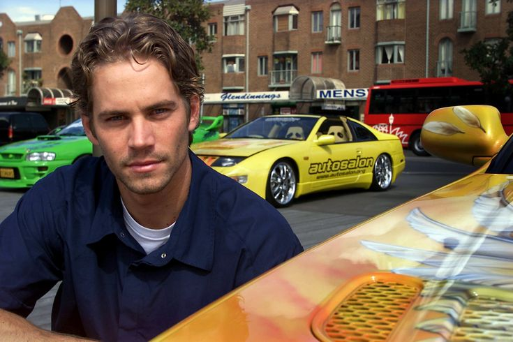 SYDNEY, AUSTRALIA - SEPTEMBER 6: (EUROPE AND AUSTRALASIA OUT) American actor Paul Walker poses at Woolloomooloo on September 6, 2001 in Sydney, Australia. Walker is in Sydney to promote his new film 'Fast and Furious'. (Photo by Sam Ruttyn/Newspix/Getty Images) via @AOL_Lifestyle Read more: http://www.aol.com/article/2016/06/03/paul-walkers-daughter-meadow-shares-a-rare-photo-and-looks-s/21389269/?a_dgi=aolshare_pinterest#fullscreen